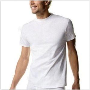 Kirkland Signature Underwear & Socks - Kirkland Signature Men's White Crew Neck T-Shirt